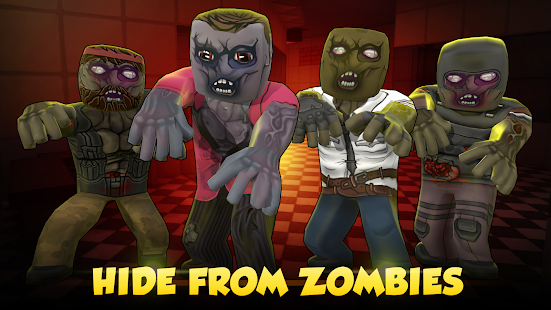 Hide from Zombies: ONLINE Screenshot