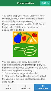 Diabetes Risk screenshot 4