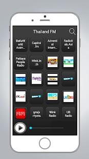 Thai Radio - FM Radio Thailand - náhled