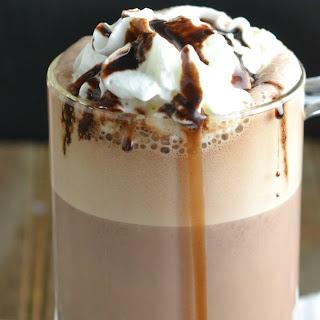 Death by Chocolate Starwars Hot Chocolate