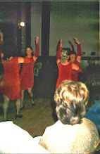 Photo: Tanssiryhmä Zelmat ja Itämainen tango.