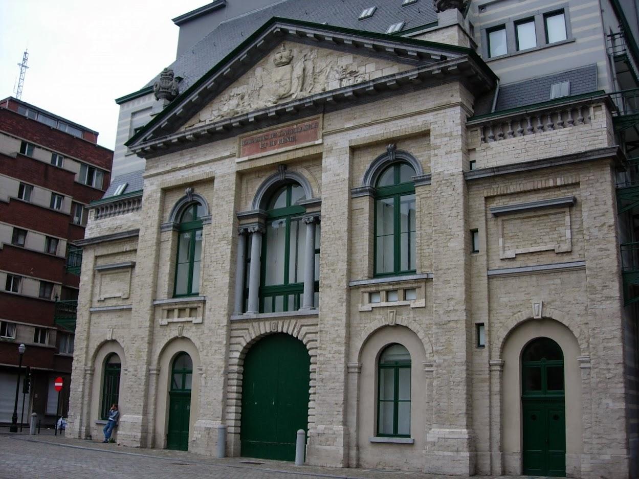 Théâtre Royal Flammand à Bruxelles