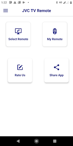 Remote for JVC TV App Report on Mobile Action - App Store
