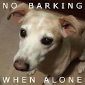 When dog is alone AntiBarking icon