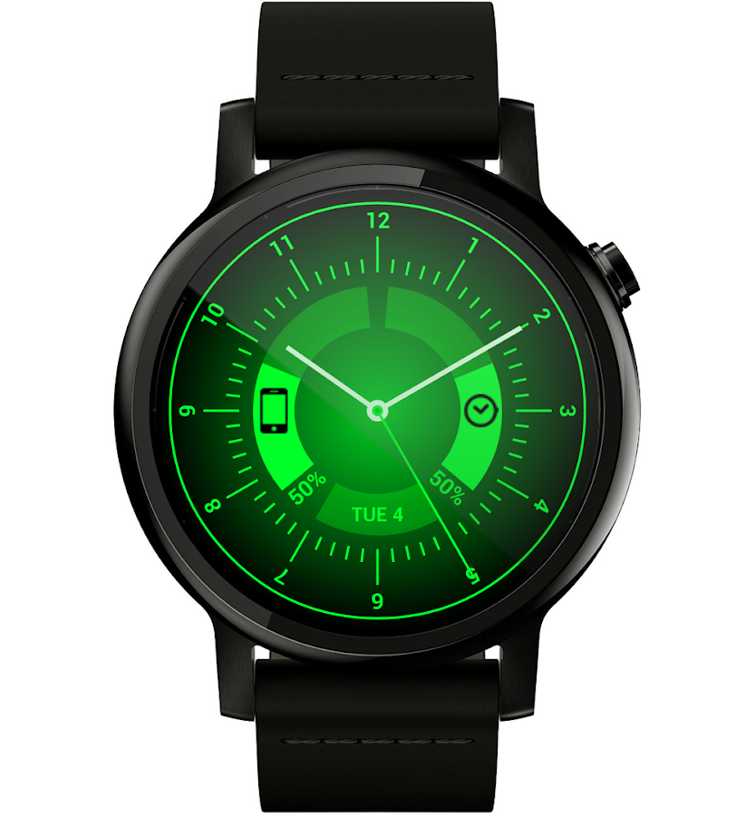 Battery Wear Watch Face- screenshot