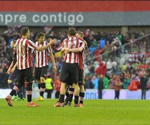 Liga: Bilbao sort de la zone rouge