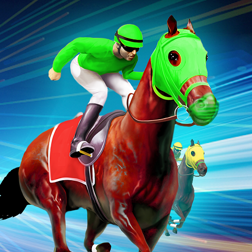Horse Racing 2019: Multiplayer Game