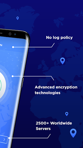 Fast VPN proxy by Veepn 2.2.0 screenshots 2