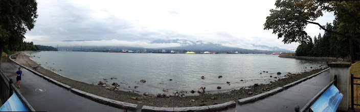 Photo: View of North Vancouver