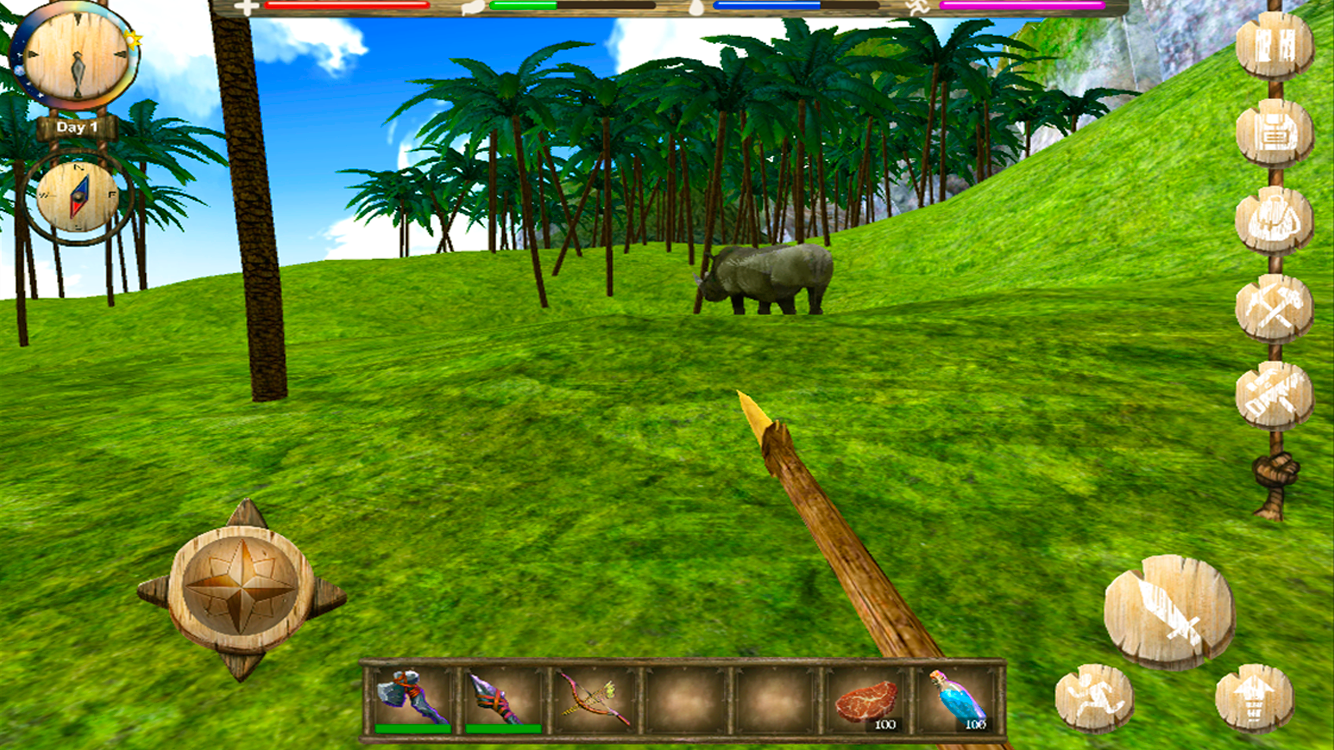 survival games android