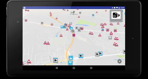 Police Detector Pro screenshot