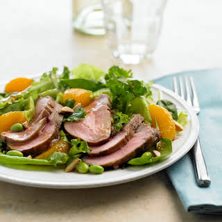 Mandarin Pork Salad.