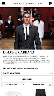 MATCHESFASHION.COM- screenshot thumbnail