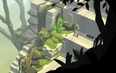 Lara Croft GO- screenshot