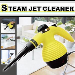Aparat de curatat cu aburi Steam Cleaner + Accesorii