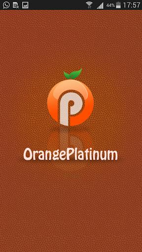 OrangePlatinum +