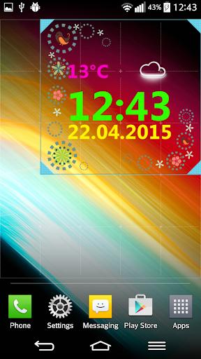 Digital Clock  screenshots 2