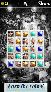 Match 3 - Mystical Elves- screenshot thumbnail