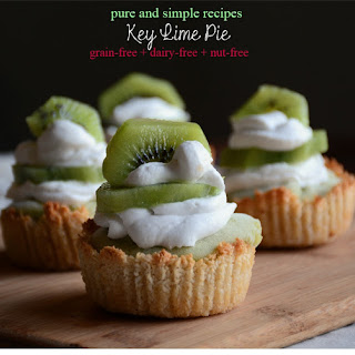 Key Lime Pie (paleo, dairy free, nut free, AIP)
