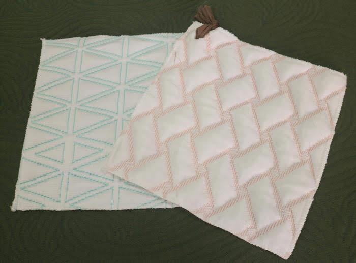 961-06 三線冰晶紗封邊獨立筒床墊