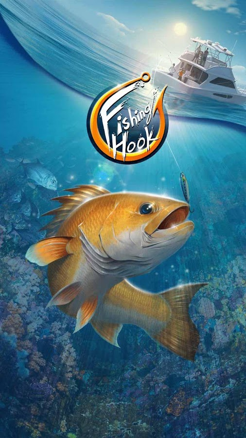Fishing hook android apps on google play for Nevada game and fish