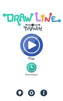 Screenshot of Draw Line: Branch