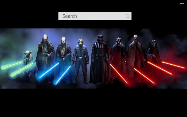 Starwars HD themes