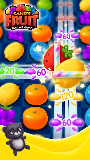 Sweet Fruit Candy  screenshots 1