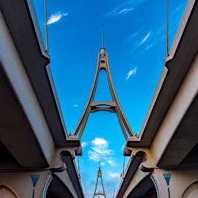 by Ramakrishnan Sundaresan - Buildings & Architecture Bridges & Suspended Structures (  )