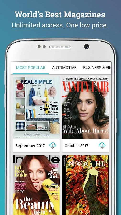Texture – Unlimited Magazines- screenshot