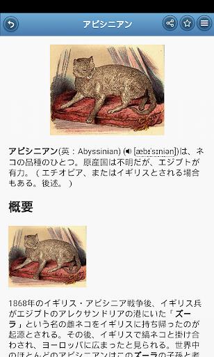 玩書籍App|猫の品種免費|APP試玩