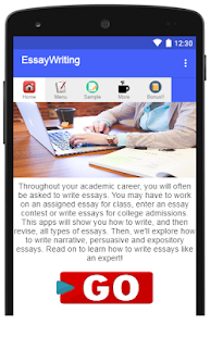How to Write an Essay – Apps bei Google Play