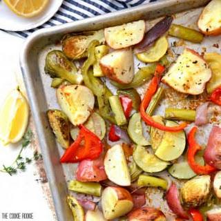 Super Easy Roasted Vegetables