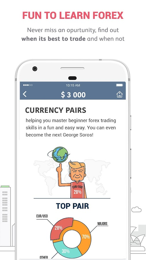 Forex trading game for android