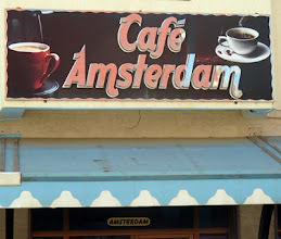 Photo: AMSTERDAM (cafè a Rincón)