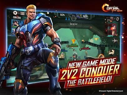Download Garena Contra Return MOD APK English Version Android 9