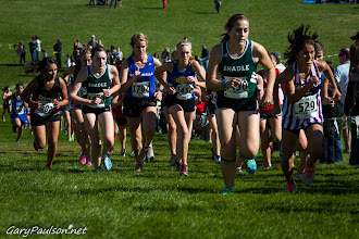 Photo: JV Girls 44th Annual Richland Cross Country Invitational  Buy Photo: http://photos.garypaulson.net/p110807297/e46d0654c