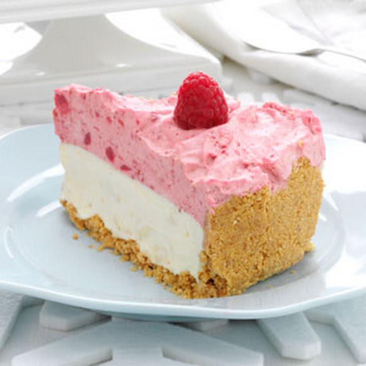 White Chocolate-Raspberry Mousse Cheesecake Recipe | Yummly