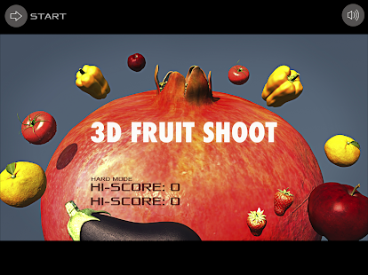 Tải Game 3D Fruit Shoot