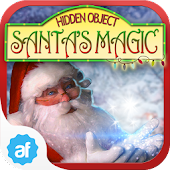 Santa's Magic Hidden Object