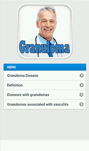 Granuloma Disease