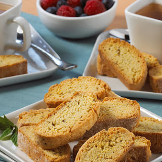 Anise and Orange Biscotti