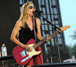Photo: INDIO, CA - APRIL 29:  Musician Sheryl Crow performs onstage during the Stagecoach Country Music Festival held at the Empire Polo Field on April 29, 2012 in Indio, California.  (Photo by Kevin Winter/Getty Images for Stagecoach)