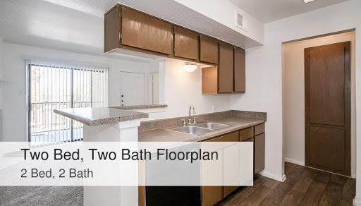 Two Bed Two Bath Oaks Of Westlakes Apartments In San Antonio