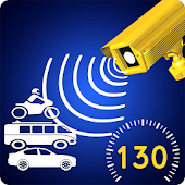 GPS Speed Camera Detector - Speedometer Route Maps