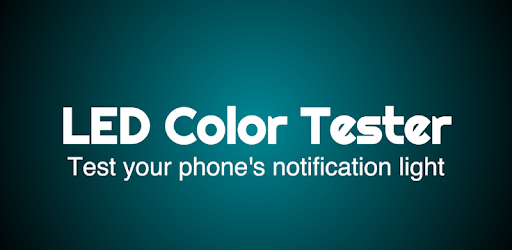 LED Color Tester - Apps on Google Play