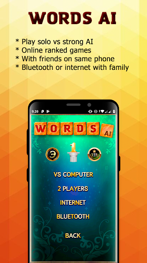 Word Games AI (Free offline games) 0.7.2 screenshots 2