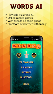 Word Games AI (Free offline games) 0.6.8 Latest MOD Updated 2