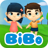 Learn Reading, Speaking English for Kids - BiBo