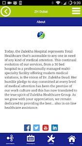 Zulekha Hospitals screenshot 3
